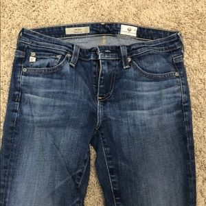 AG JEANS! LOOKS BRAND NEW!